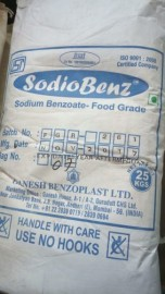 Sodium Benzoate Food Grade